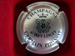 *  Capsule De Champagne  GERMAIN PIDANSAT  N° ? * - Capsules