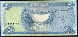 IRAQ : 500 Dinars - P92 -  2004- UNC - Iraq