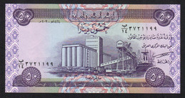 IRAQ : 50 Dinars - P90 -  2003- UNC - Iraq