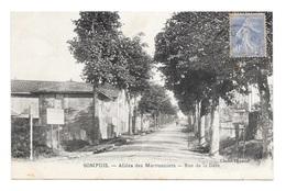 (21465-51) Sompuis - Allées Des Marronniers - Rue De La Gare - Frankreich