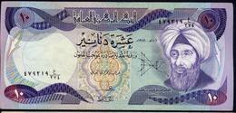 IRAQ : 10 Dinars - P71 - 1980 - XF - Iraq