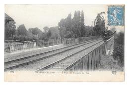 (21466-78) Chatou Croissy - Le Pont Du Chemin De Fer - Chatou