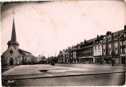 60  .. GRANDVILLIERS  .. PLACE BARBIER .. QUINCAILLERIE A. GORE ET FILS ...1953 - Grandvilliers