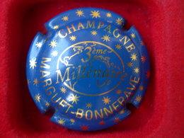 *  Capsule De Champagne  MARGUET BONNERAVE  N° 18 * - Capsules