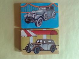 Vieux Tacots. 2 Jeux De 52 Cartes + Jokers. Neufs Sous Blister - Playing Cards (classic)