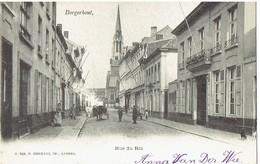 BORGERHOUT - Antwerpen - Rue Du Roi - N° 242 G. Hermans - Antwerpen