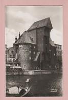 AK Polen Danzig Krantor Ges. 10.08.1939 Verlag Danziger Buchhandlung Nach Hochwald SO - Poland