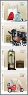 H01 Portugal 2018 Postal Service 500 Years MNH ** Postfrisch - 1910-... Republik