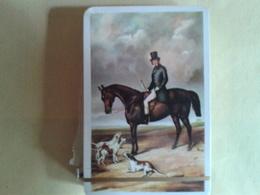 Photo De Cavalier. Jeux De 52 Cartes Coins Dorés. Neuf Sous Blister - Playing Cards (classic)