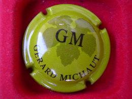 *  Capsule De Champagne  MICHAUT Gérard  N° ? * - Unclassified