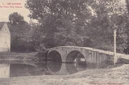 LES LAUMES - Le Vieux Pont Romain - Venarey Les Laumes