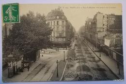 PARIS-Rue Lafayette-Vue Prise à Vol D'oiseau - Distretto: 10