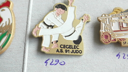 CEGELEC AS 91 JUDO - Judo