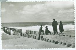 Zoutelande; Schuimende Zee - Gelopen. (Joh. Kruit - Zoutelande) - Zoutelande
