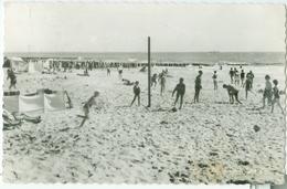 Zoutelande 1963; Strand (-volleybal) - Gelopen. (JTG) - Zoutelande