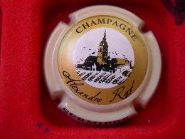 *  Capsule De Champagne  RAT Alexandre  N° 10 * - Capsules