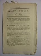 BULLETIN DES LOIS De 1807 - ORGANISATION COUR DES COMPTES - PASSEPORTS CRIMES DE FAUX ENFANTS ABANDONNES ITALIE JUSTICE - Décrets & Lois