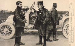 GUERRE 1914- 1918  WW1  Védrines Au Retour D' Une Reconnaissance  ... - Guerre 1914-18