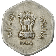 Monnaie, INDIA-REPUBLIC, 20 Paise, 1984, TB, Aluminium, KM:44 - India