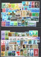 Lot Island Postfrisch, 1960er- Bis 1980er-Jahre - Islande