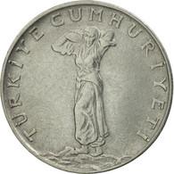 Monnaie, Turquie, 25 Kurus, 1963, TTB, Stainless Steel, KM:892.2 - Turquie