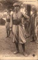 GUERRE 1914- 1918  WW1  Caporal De Tirailleurs Marocains  ... - Guerre 1914-18