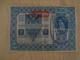 Autriche Billet De 1000 Kronen 1902 - Oesterreich