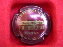 *  Capsule De Champagne  RICHOMME G.  N° 2 * - Capsules