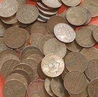France Bulk Lot Of 65x 10 Franc Coins - Monnaies & Billets