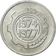 Monnaie, Algeria, 5 Centimes, Undated (1974), Paris, SUP, Aluminium, KM:106 - Algeria
