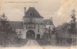 35-DOURDAIN-N°R2122-G/0307 - France