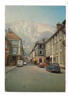 BOURG D'OISANS  Rue Principale Au Fond Le Prégentil - Edit. G.A.L. - Bourg-d'Oisans