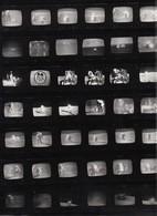 Lune 2 Planches Contact Vol Apollo Années 1970 - Photos