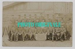 52 - HORTES - Gardes Des Voies De Communication - Campagne De 1914-1915 - PHOTO CARTE - RARE - France