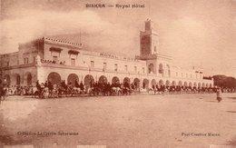 BISKRA-ROYAL HOTEL-NON VIAGGIATA - Biskra