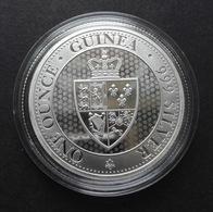 St. Helena, 1 Oz Spade Guinea East India Co. 2018 Silver 999 Pure - 1 Oncia Argento Puro Bullion - Sant'Elena