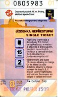 Tramway Et Bus De Prague - République Tchèque - Tram