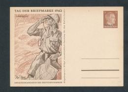 Ostland -Sonder Ganzsache- ( Oo3802  ) Siehe Scan ! - Besetzungen 1938-45