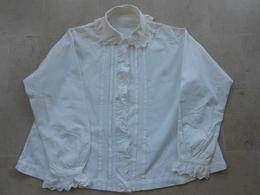 Chemisier Ancien - Tunique - - Vintage Clothes & Linen