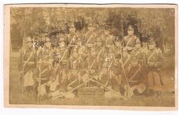 PHOTO Belgique :  Militaires Classe 1893 - 13e De Ligne , Le Départ Pour NAMUR - Photo De Régiment - Anciennes (Av. 1900)