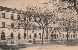 Drome : BOURG-de-PEAGE : Institution Sainte-marie ( Façade Sud ) 2 - France
