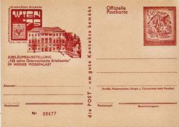 Austria Mint Postal Stationery Card - Interi Postali