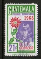 GUATAMALA  Scott # 407 VF USED (Stamp Scan # 419) - Guatemala