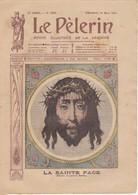 LE PELERIN 1913 16 Mars La Sainte Face, Les Romanoff, M Wilson Pt Des Etats Unis, Mobilisation... - Livres, BD, Revues