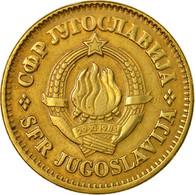 Monnaie, Yougoslavie, 50 Para, 1977, TTB+, Laiton, KM:46.1 - Jugoslavia