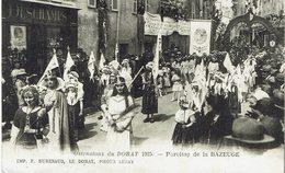 CPA - France - (87) Haute-Vienne - Ostensions Du Dorat 1925 - Paroisse De La Bazeuge - Lauriere