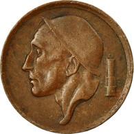 Monnaie, Belgique, 20 Centimes, 1954, TTB+, Bronze, KM:147.1 - 1951-1993: Baudouin I