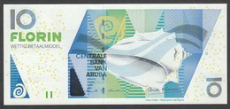ARUBA : 10 Florin - P16a - 2003 - UNC - Aruba (1986-...)