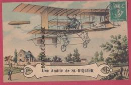 80 - SAINT RIQUIER-----Une Amitié De....belle Carte - Saint Riquier