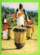 BURUNDI / LES TAMBOURINAIRES  DE GITEGA / Carte Vierge - Burundi